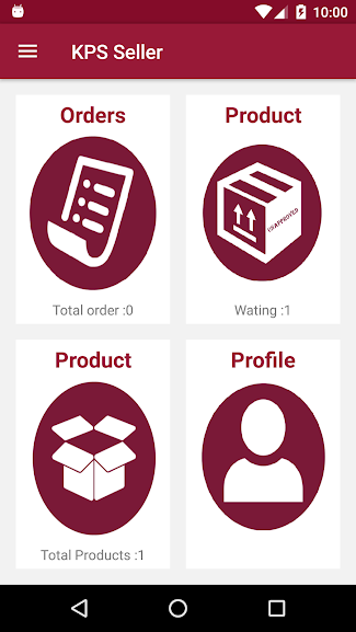 Unitrust It Company Portfolio Android App Ecommerce kps admin
